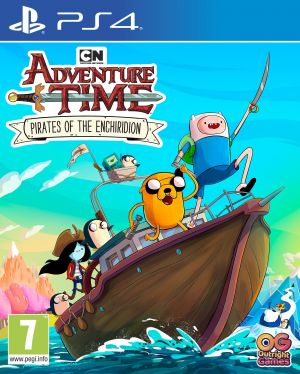 Adventure Time Pirates of The Enchiridion (PS4) for PlayStation 4