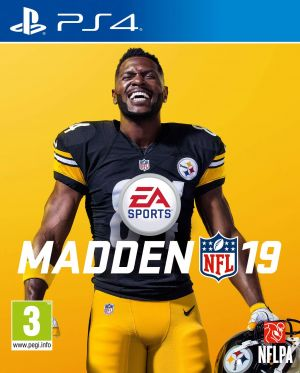 Madden NFL 19 (PS4) for PlayStation 4