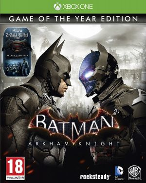 Batman: Arkham Knight - Game Of The Year Edition [German Version] for Xbox One