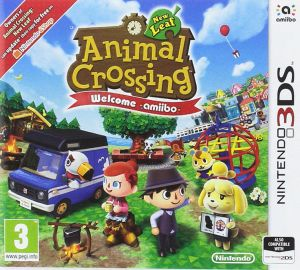 Animal Crossing: New Leaf - Welcome amiibo! (Nintendo 3DS) for Nintendo 3DS