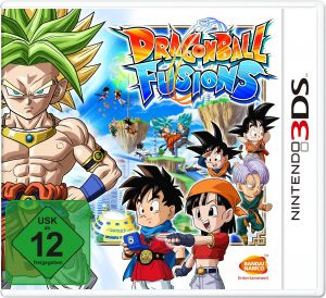 BANDAI NAMCO 3DS Dragon Ball Fusions for Nintendo 3DS