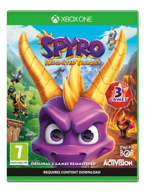 Spyro Trilogy: Reignited for Xbox One