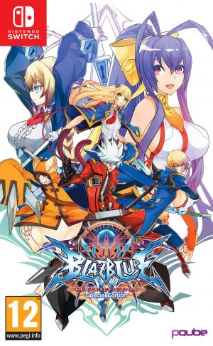 BLAZBLUE CENTRALFICTION Special Edition (Nintendo Switch) for Nintendo Switch