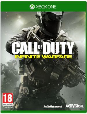 Activision Call Of Duty: Infinite Warfare Standard Edition w/ Extra Content and Pin Badges (Exclusive to Amazon.co.uk) (Xbox One) for Xbox One