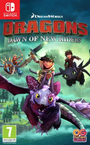 Dragons Dawn of New Riders (Nintendo Switch) for Nintendo Switch