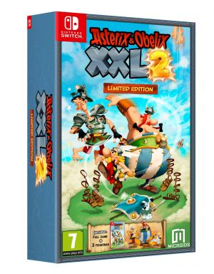 Asterix and Obelix XXL2 Limited Edition (Nintendo Switch) for Nintendo Switch