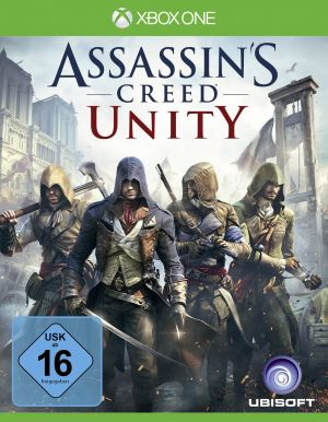 Assassin's Creed: Unity [German Version] for Xbox One