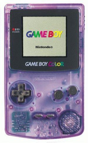 Nintendo GameBoy Color - Light Purple Console for Game Boy Color