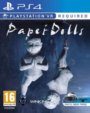 Paper Dolls (PSVR) (PS4) for PlayStation 4