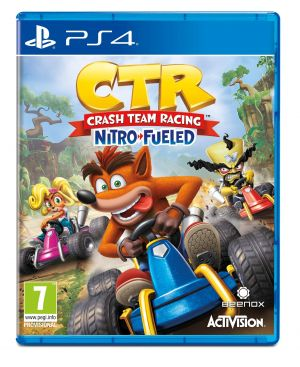 Crash™ Team Racing Nitro-Fueled (PS4) for PlayStation 4