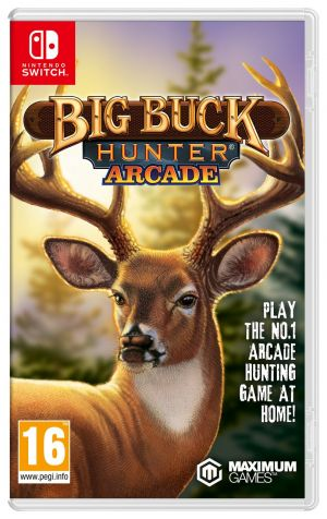 Big Buck Hunter Arcade (Nintendo Switch) for Nintendo Switch