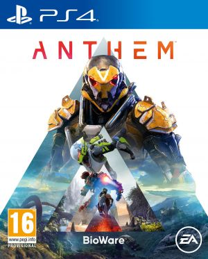 Anthem (PS4) for PlayStation 4