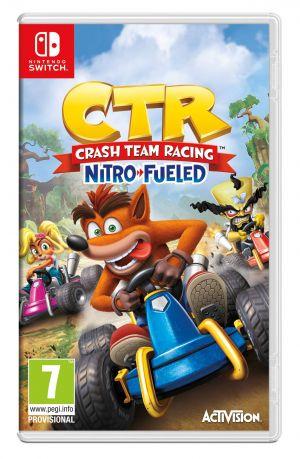 Crash™ Team Racing Nitro-Fueled (Nintendo Switch) for Nintendo Switch