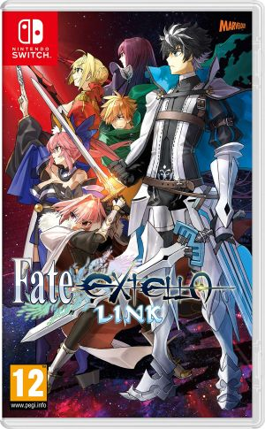 Fate/EXTELLA LINK (Nintendo Switch) for Nintendo Switch