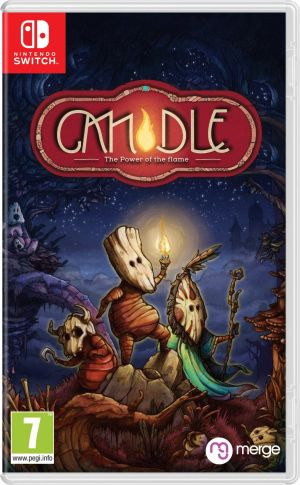 Candle: The Power of the Flame (Nintendo Switch) for Nintendo Switch