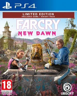 Far Cry New Dawn Limited Edition (Exclusive to Amazon.co.uk) (PS4) (PS4) for PlayStation 4