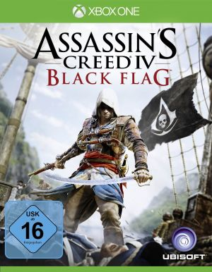 Assassin's Creed IV - Black Flag [German Version] for Xbox One