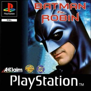 Batman & Robin for PlayStation