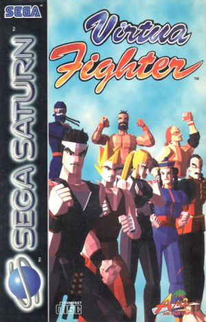 Virtua Fighter for Sega Saturn