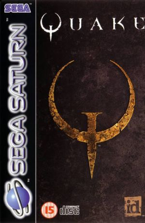 Quake for Sega Saturn