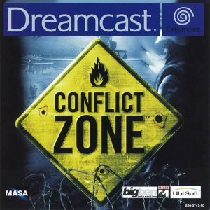 Conflict Zone for Dreamcast