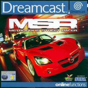 Metropolis Street Racer for Dreamcast