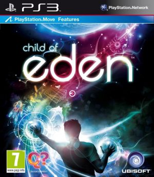 Child of Eden for PlayStation 3