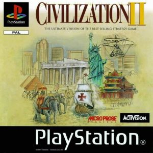 Civilization II for PlayStation