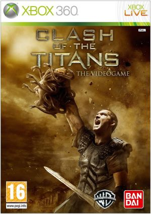 Clash of the Titans for Xbox 360