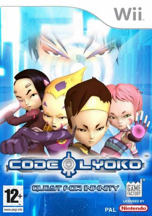 Code Lyoko: Quest For Infinity for Wii