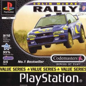 Colin McRae Rally [Value Series] for PlayStation