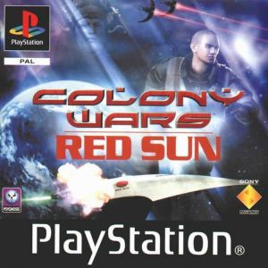 Colony Wars III: Red Sun for PlayStation