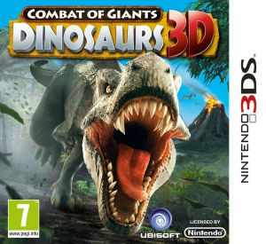 Combat of Giants: Dinosaurs 3D for Nintendo 3DS