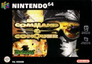 Command & Conquer for Nintendo 64