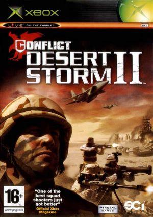 Conflict: Desert Storm II for Xbox