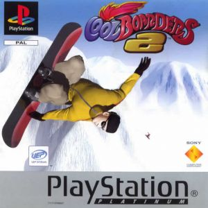 Cool Boarders 2 [Platinum] for PlayStation