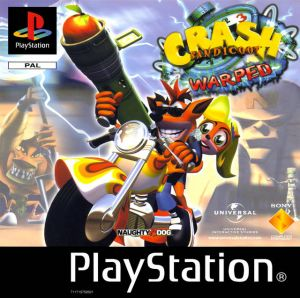 Crash Bandicoot 3: Warped for PlayStation
