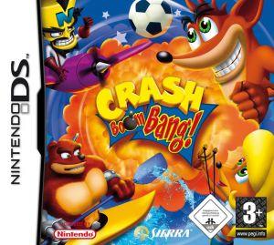 Crash Boom Bang! for Nintendo DS