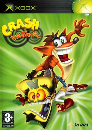 Crash Twinsanity for Xbox