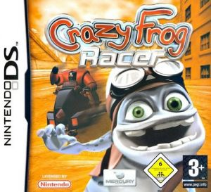 Crazy Frog Racer for Nintendo DS