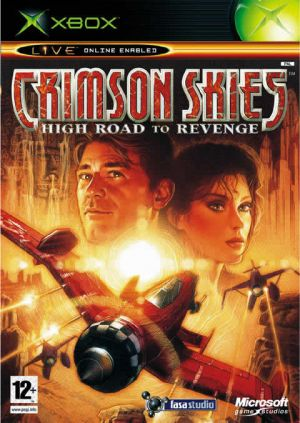 Crimson Skies: High Road To Revenge for Xbox