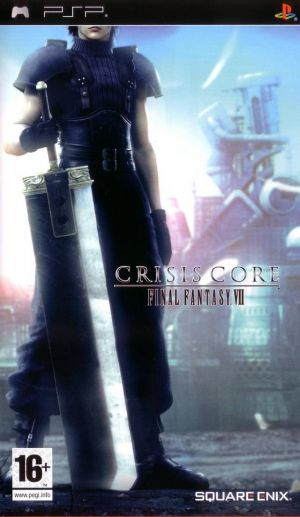 Crisis Core: Final Fantasy VII for Sony PSP
