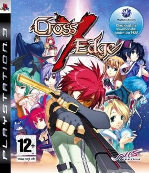 Cross Edge for PlayStation 3
