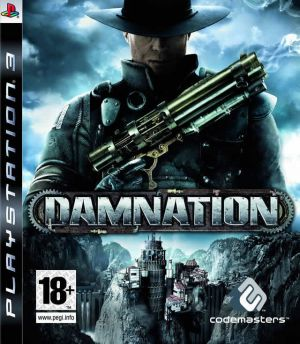 Damnation for PlayStation 3