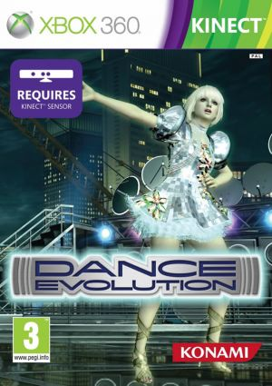 Dance Evolution for Xbox 360