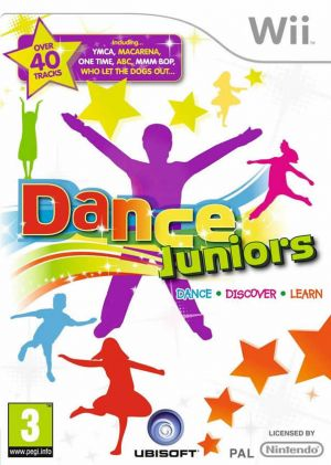Dance Juniors for Wii