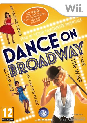 Dance On Broadway for Wii