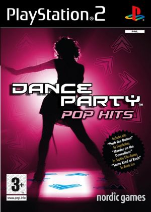 Dance Party: Pop Hits for PlayStation 2