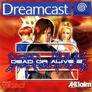 Dead or Alive 2 for Dreamcast