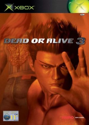 Dead or Alive 3 for Xbox